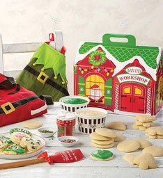 Cheryl39s Holiday Cut-out Cookie Decorating Kit