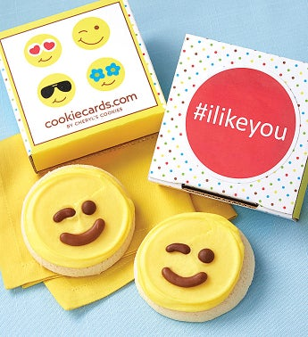 ilikeyou Cookie Card