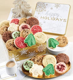 Premier Happy Holidays Gift Tin