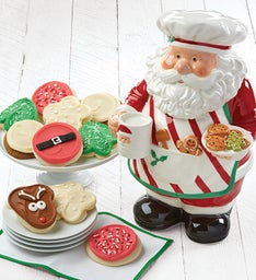 Collector39s Edition Santa Cookie Jar