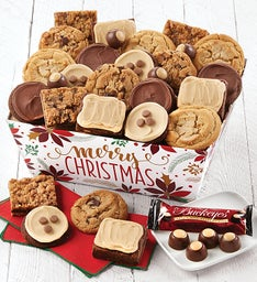 Chocolate and Peanut Butter Favorites Basket