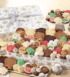 Happy Holidays Sparkling Bakery Assortments