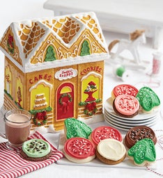 Collector39s Edition Gingerbread House Cookie Jar