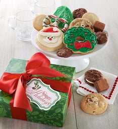 Home for the Holidays Treats Gift