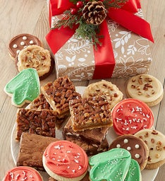 Winter Retreat Cookie & Brownie Boxes