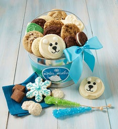 Winter Wishes Treats Pail