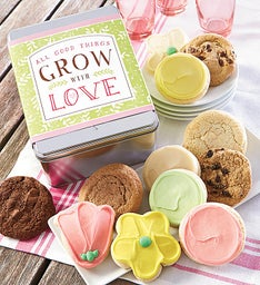 Create Your Own All Good Things Grow with Love Gift Tin