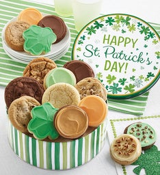 St Patrick's Day Gift Tin - Create Your Own Assortment