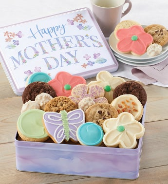 Mothers Day Gift Tin Treats Assortment