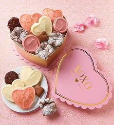 Heart Shaped Love Gift Box