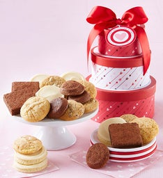 Gluten-free Love Struck Gift Tower