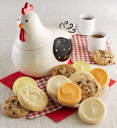 Collector39s Edition Chicken Cookie Jar