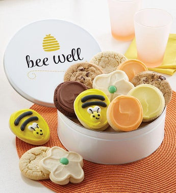 Get Well Gift Tin