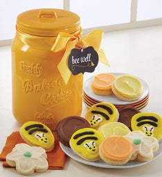 Collector's Edition Bee Well Cookie Jar