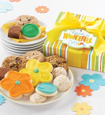 Have a Wonderful Day Treats Gift Box