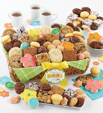 Have a Wonderful Day Gift Basket