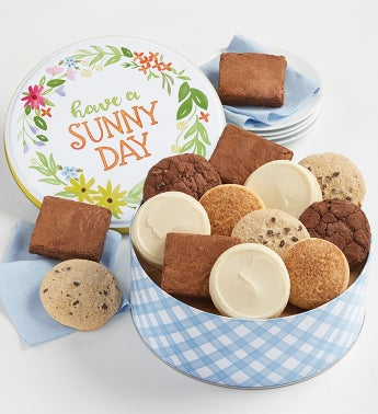 Gluten Free Have a Sunny Day Gift Tin