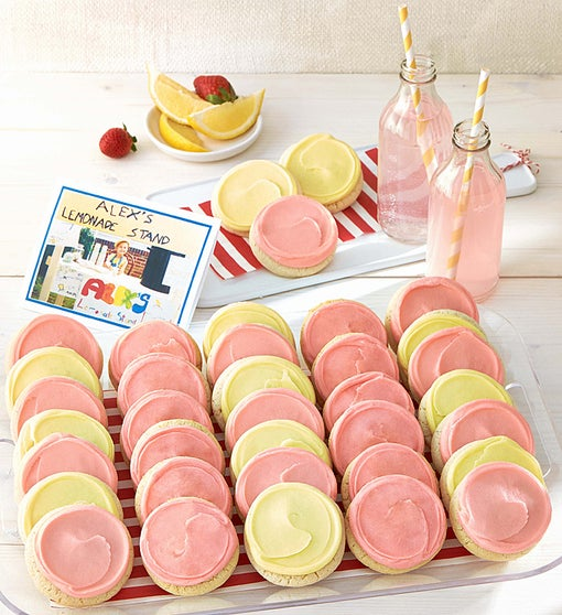 Alex's Lemonade Stand Cookies
