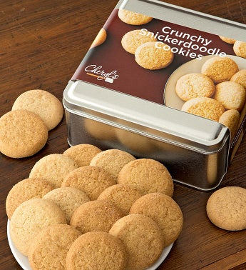 Cheryl39s Snickerdoodle Cookie Gift Tins