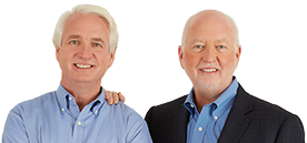 Chris McCann, CEO & Jim McCann, Founder