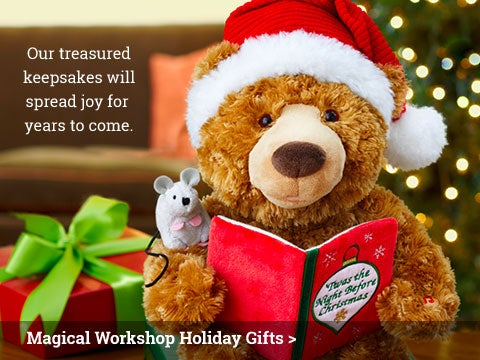 Magical Workshop Holiday Gifts