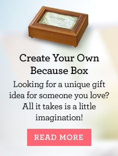 Create Your Own Becuase Box