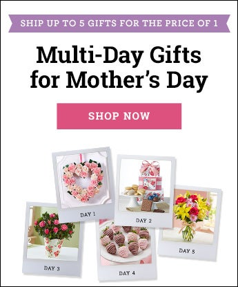 Multi-Day Gifts for Mother's Day