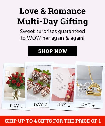 Love & Romance Multi-Day Gifting