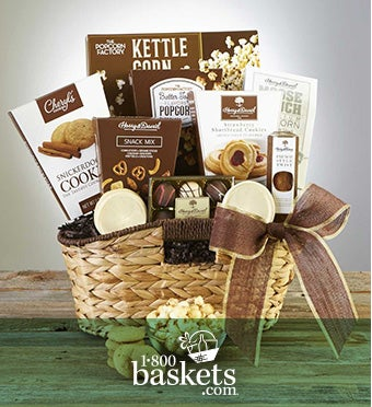 Premier Favorites Gift Basket
