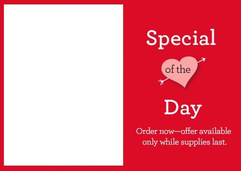 special of the day