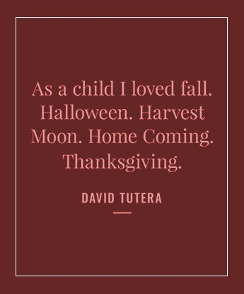 As a child I love fall. Halloween. Harvest Moon. Home Coming. Thanksgiving.