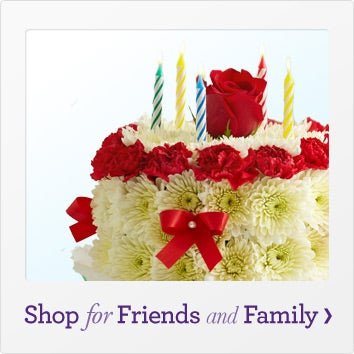 Shop for Friends and Family