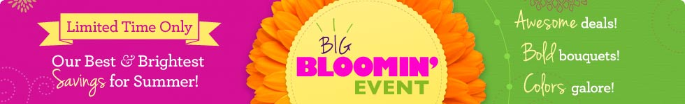 Big Bloomin' Event