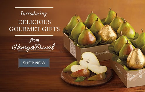 Harry & David Gourmet Gifts