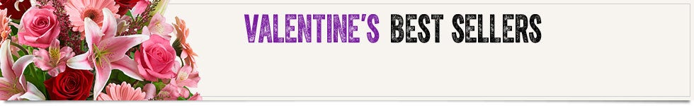 Valentine's Best Sellers