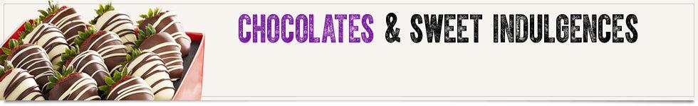 Valentine's Chocolates & Sweet Indulgences