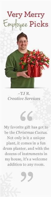 T.J.'s Employee Spotlight