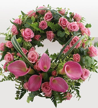 Luxury Wreath for Symapthy