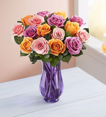 Sorbet Roses  Free Shipping