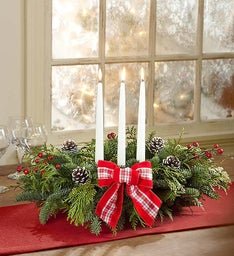 Wondrous Holiday Centerpiece