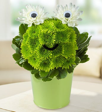 Froggy Flower Pail™