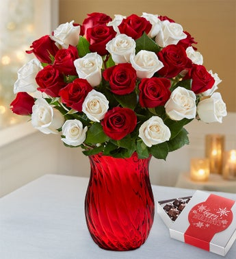Peppermint Roses