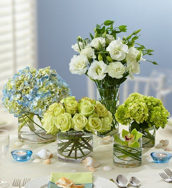 Beach Wedding Centerpiece Package