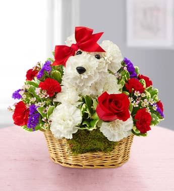 a-DOG-able | Dog Flowers & Gifts for Dog Lovers | 1800Flowers.com