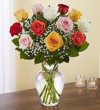 Rose Elegance™ Premim Assorted Roses