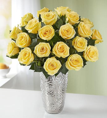 Sunshine Roses: Buy 12, Get 12 Free