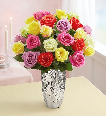 Assorted Roses: 24 for $24