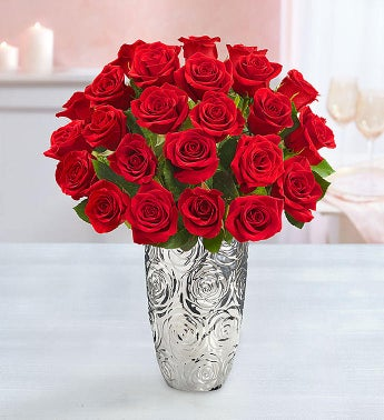 Red Roses: Buy 12, Get 12 Free...