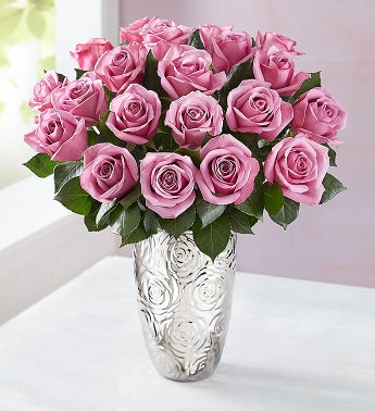 Passion for Purple™ Roses, 12-24 Stems