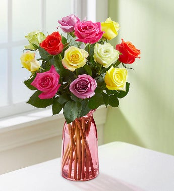 Mom's Favorite Roses, 12 Stems